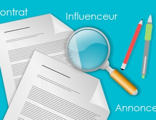 Contrat influenceur/annonceur pour partenariat de marketing d'influence : points + exemplaire